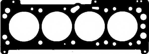Прокладка головки цилиндра GLASER H80331-00 - изображение