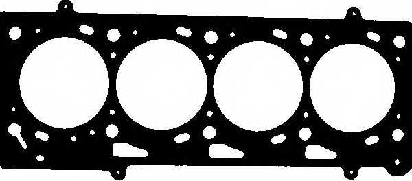 Прокладка головки цилиндра GLASER H80344-00 - изображение