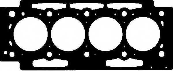 Прокладка головки цилиндра GLASER H80351-00 - изображение