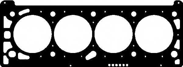 Прокладка головки цилиндра GLASER H80360-00 - изображение