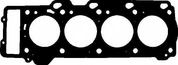 Прокладка головки цилиндра GLASER H80431-00 - изображение