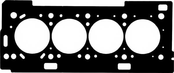 Прокладка головки цилиндра GLASER H80497-10 - изображение