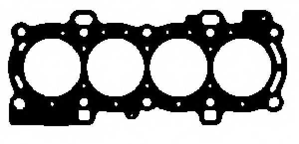 Прокладка головки цилиндра GLASER H80591-00 - изображение