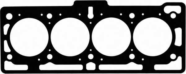 Прокладка головки цилиндра GLASER H80672-00 - изображение