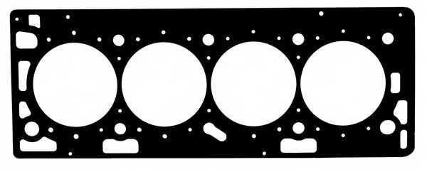 Прокладка головки цилиндра GLASER H80748-00 - изображение
