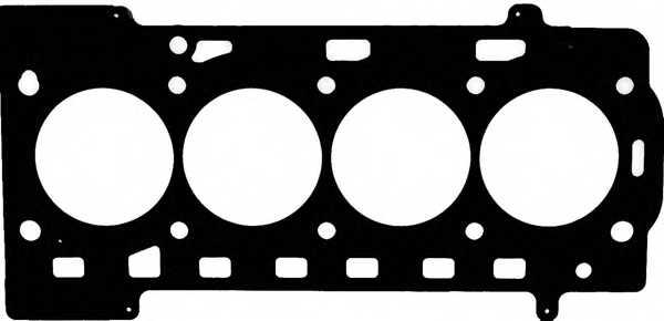 Прокладка головки цилиндра GLASER H80752-00 - изображение