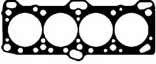 Прокладка головки цилиндра GLASER H80927-00 - изображение