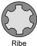 Комплект болтов головки цилидра GLASER T05055-00 - изображение