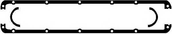 Комплект прокладок крышки головки цилиндра GLASER V30282-00 - изображение