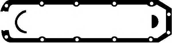 Комплект прокладок крышки головки цилиндра GLASER V30567-00 - изображение