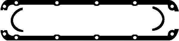 Комплект прокладок крышки головки цилиндра GLASER V31161-00 - изображение