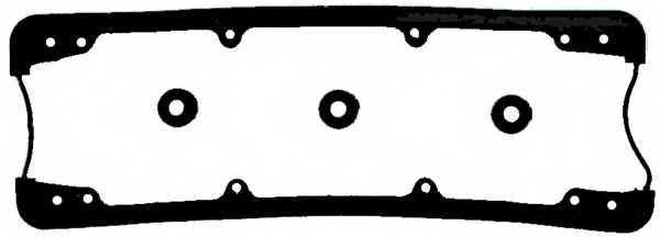 Комплект прокладок крышки головки цилиндра GLASER V31187-00 - изображение