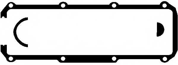 Комплект прокладок крышки головки цилиндра GLASER V31265-00 - изображение