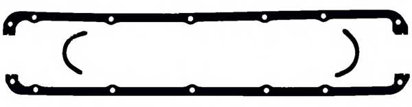 Комплект прокладок крышки головки цилиндра GLASER V31458-00 - изображение