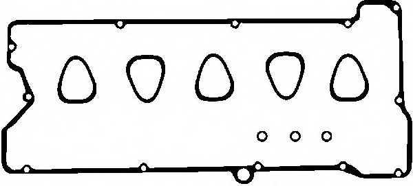 Комплект прокладок крышки головки цилиндра GLASER V31492-00 - изображение