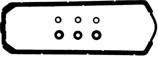 Комплект прокладок крышки головки цилиндра GLASER V31598-00 - изображение