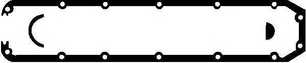 Комплект прокладок крышки головки цилиндра GLASER V31646-00 - изображение