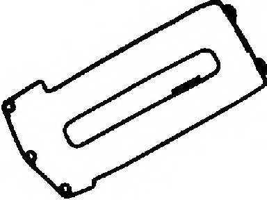 Комплект прокладок крышки головки цилиндра GLASER V36844-00 - изображение