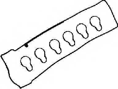 Комплект прокладок крышки головки цилиндра GLASER V36868-00 - изображение