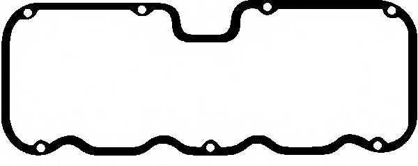 Прокладка крышки головки цилиндра GLASER X01015-01 - изображение
