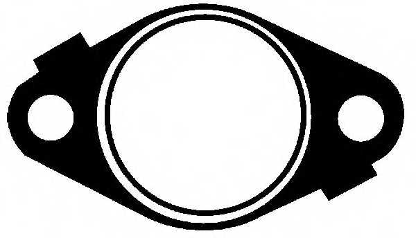Прокладка выпускного коллектора GLASER X01082-01 - изображение