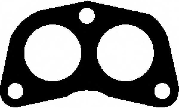 Прокладка выхлопной трубы GLASER X01669-01 - изображение