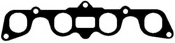 Прокладка впускного коллектора GLASER X01670-01 - изображение