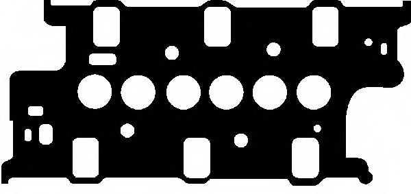 Прокладка впускного коллектора GLASER X01865-01 - изображение
