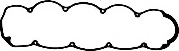 Прокладка крышки головки цилиндра GLASER X02037-01 - изображение