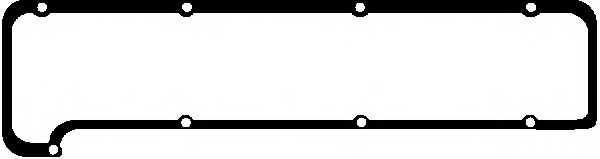 Прокладка крышки головки цилиндра GLASER X02756-01 - изображение