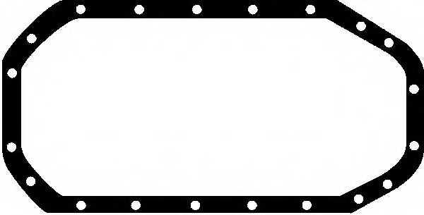 Прокладка, масляный поддон GLASER X03370-01 - изображение