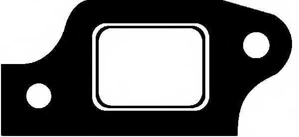 Прокладка выпускного коллектора GLASER X03731-01 - изображение