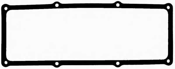 Прокладка крышки головки цилиндра GLASER X03744-01 - изображение