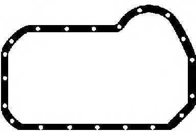 Прокладка, масляный поддон GLASER X04116-01 - изображение