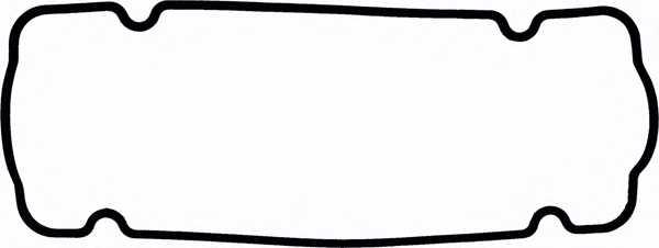 Прокладка крышки головки цилиндра GLASER X04155-01 - изображение
