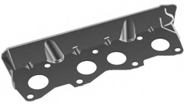 Прокладка выпускного коллектора GLASER X04680-01 - изображение