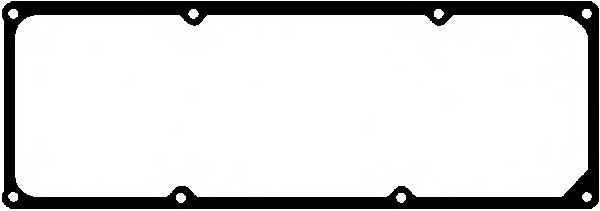 Прокладка крышки головки цилиндра GLASER X04731-01 - изображение