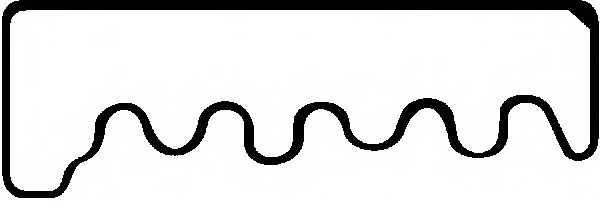 Прокладка крышки головки цилиндра GLASER X05432-01 - изображение
