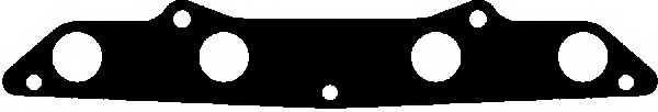 Прокладка выпускного коллектора GLASER X05443-01 - изображение