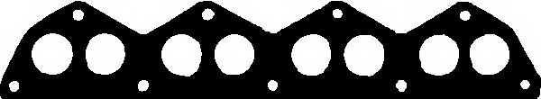 Прокладка выпускного коллектора GLASER X05751-01 - изображение