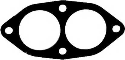 Прокладка выхлопной трубы GLASER X06141-01 - изображение