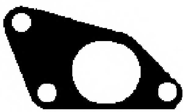 Прокладка выпускного коллектора GLASER X06151-01 - изображение