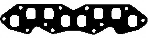 Прокладка впускного / выпускного коллектора GLASER X06376-01 - изображение