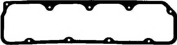 Прокладка крышки головки цилиндра GLASER X06681-01 - изображение