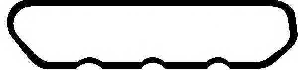 Прокладка крышки головки цилиндра GLASER X06833-01 - изображение