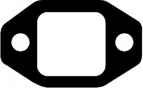 Прокладка впускного коллектора GLASER X06855-01 - изображение