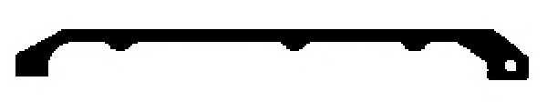 Прокладка, масляный поддон GLASER X07686-01 - изображение