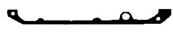 Прокладка, масляный поддон GLASER X07687-01 - изображение