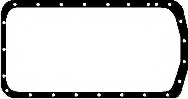 Прокладка, масляный поддон GLASER X07793-01 - изображение