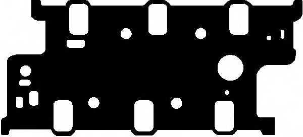 Прокладка впускного коллектора GLASER X07821-01 - изображение